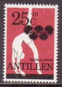 Netherlands Antilles   #B174  MNG  (1980)