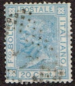 Italy # 35 Used