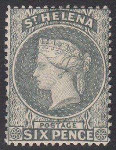 St. Helena 7 MH (see Details) CV $42.50