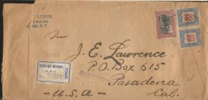 J) 1921 MEXICO, EPIGMENIO GONZALES, STRIP OF 2 AND INDEPENDENCE OF MEXICO FROM S
