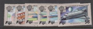 Fiji Sc#489-494 MLH