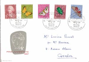 Switzerland Scott B257-B271 Ink address.