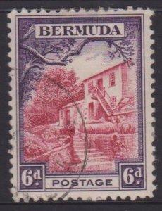 Bermuda Sc#112 Used
