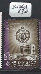 KUWAIT   (PP2804B)  SG 166-7   MNH