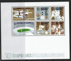 Singapore SC# 188a, Mint Never Hinged - Z1563