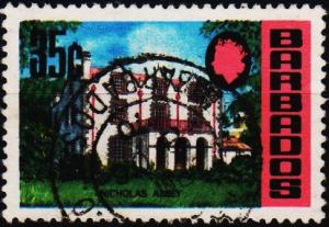 Barbados. 1970 35c S.G.410 Fine Used