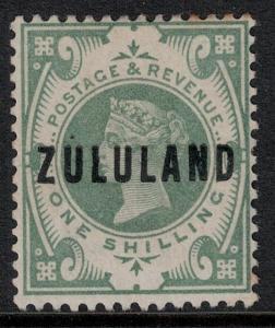 Zululand SC 10 Mint 1892 SCV$ 150.00