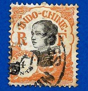 Indo-China 1922 - U - Scott #101 *