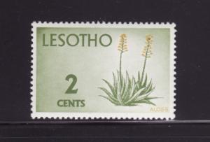 Lesotho 93 MNH Plants, Flowers, Aloe (C)