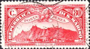 San Marino #C2 Used