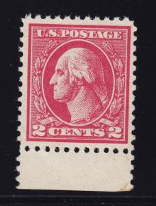 527 VF original gum never hinged with nice color cv $ 40 ! see pic !