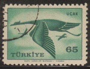Turkey Sc#C32 Used