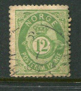Norway #26 Used
