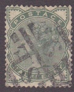 Great Britain # 78, Queen Victoria, Used, Third Cat.