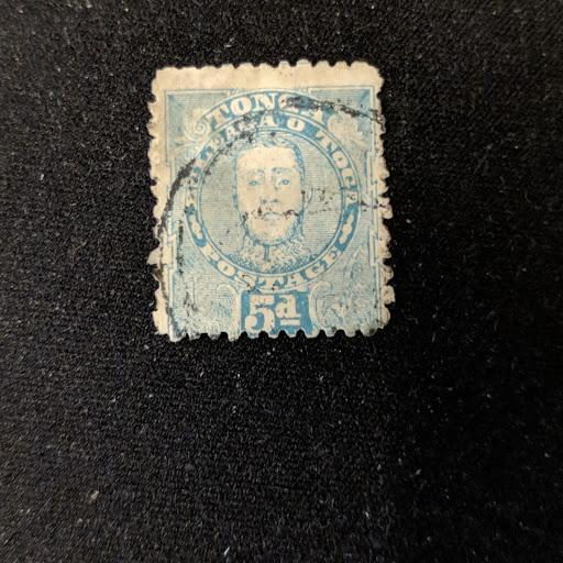 Tonga 31 VG, CV $70