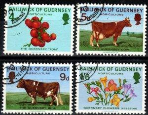 Guernsey #33-6  F-VF Used  CV $4.65 (X1653)