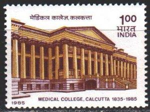 India. 1985. 1015. Calcutta College of Medicine. MNH.