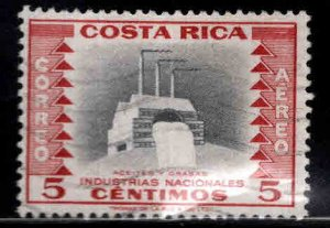 Costa Rica Scott c227 Used  stamp
