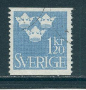 Sweden 656  Used (3