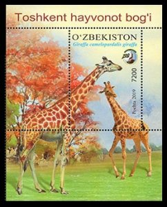 2019    Uzbekistan     1354/B94    Tashkent Zoo