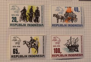 INDONESIA   922-25   MLH