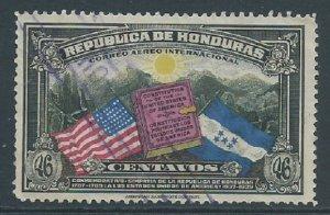 Honduras, Sc #C84, 46c Used