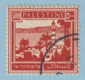 PALESTINE 83  USED - NO FAULTS EXTRA FINE !