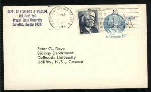 USA  postcard 6 cent  plus stamp PD