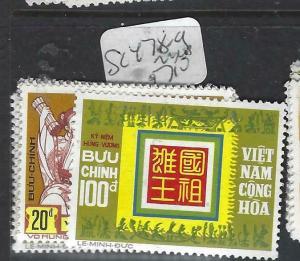 VIETNAM  (P1204BB)  SC 478-9   MNH