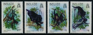 Belize 868-71 MNH Primates, Spider Monkey