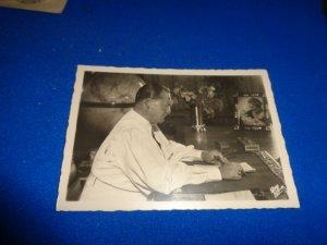 WWII ERA GERMANY PROPAGANDA POST CARD, FIELD MARSHALL GORING