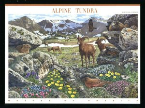 NATURE OF AMERICA SERIES 9th In The Series Alpine Tundra Sc 4198