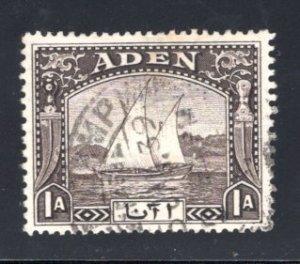 Aden #3  Used, CV $2.00   .....   0020076