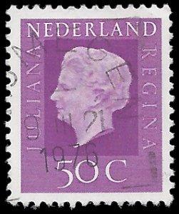 Netherlands #464 1972 Used