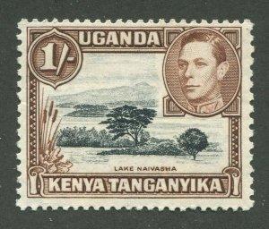 KENYA, UGANDA, & TANZANIA #80 MINT