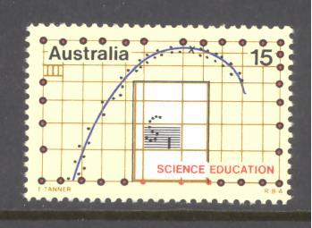 Australia Sc # 604 mint never hinged