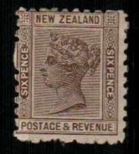 New Zealand Scott 65 Mint hinged (Catalog Value $80.00)