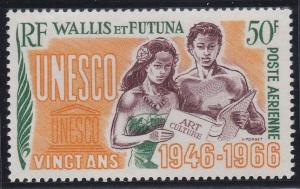 Wallis and Futuna C26 MNH (1966)