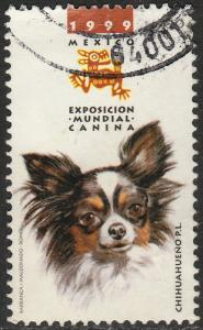 MEXICO 2149a, INTERNATIONAL DOG SHOW, CHIHUAHUA, USED. VF. (1179)