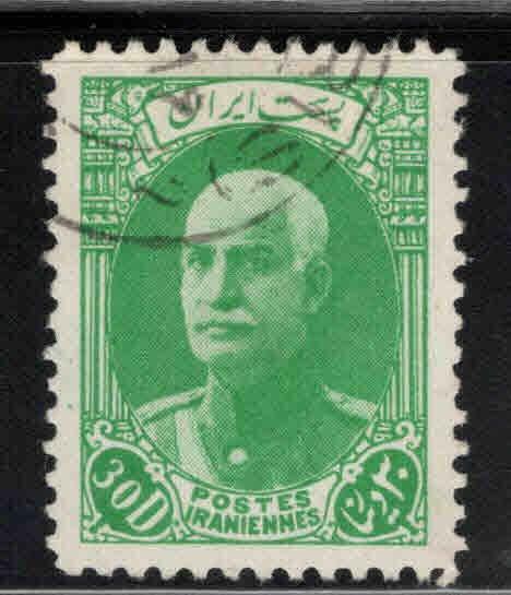 IRAN Scott 859 used 30d 1938 stamp