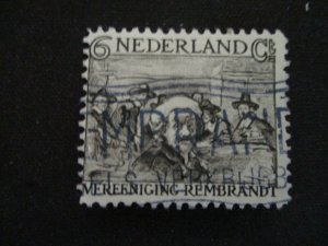 Netherlands #B42 Used WDWPhilatelic (H5K7)