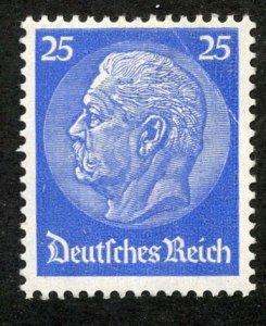Germany, Scott #395, Unused, Hinged