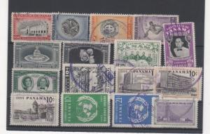 PANAMA STAMPS SHOW DEALER CLOSEOUT LOT 527 0917