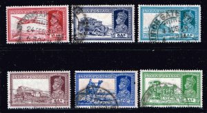 INDIA STAMP USED STAMPS COLLECTION LOT  #S1