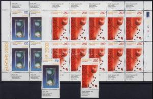 Armenia stamp Europa CEPT: Poster Art margin set + mini sheet pair WS112832