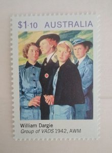 Australia 2020  Group of VADS by William Dargie MNH**