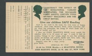 1927 NY John Martin Books For Children