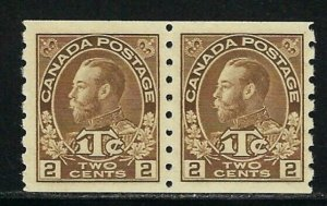 CANADA #MR7a  MINT, VF, NH - PRICED AT 1/2 CATALOG!