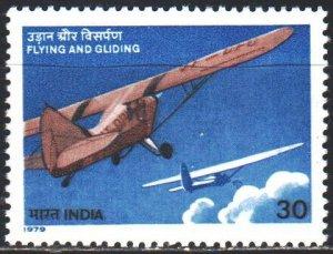 India. 1979. 806. Aircraft, Aviation. MNH.