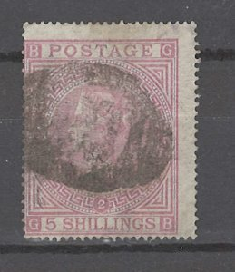 COLLECTION LOT # 3285 GB #57plate2 1867 CV=$1200